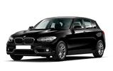 BMW Serie 1 116d (negro)
